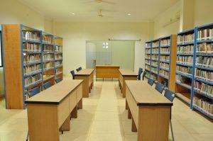 Ruangan Perpustakaan STT Basom